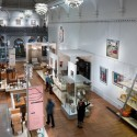 Promotional photo of Brighton Museum & Art Gallery.  Photo taken by Jim Pike December 2014 for new RPM website.